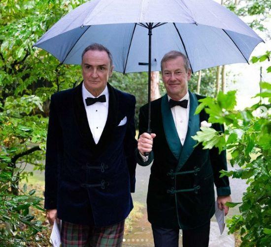 Перший член британської королівської родини уклав гей-шлюб