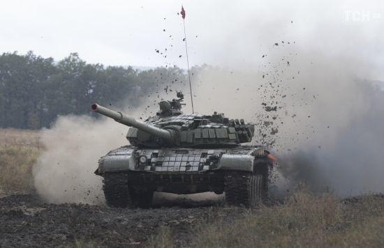 """На Донеччині затримали """"почесного танкіста"""" бойовиків"""