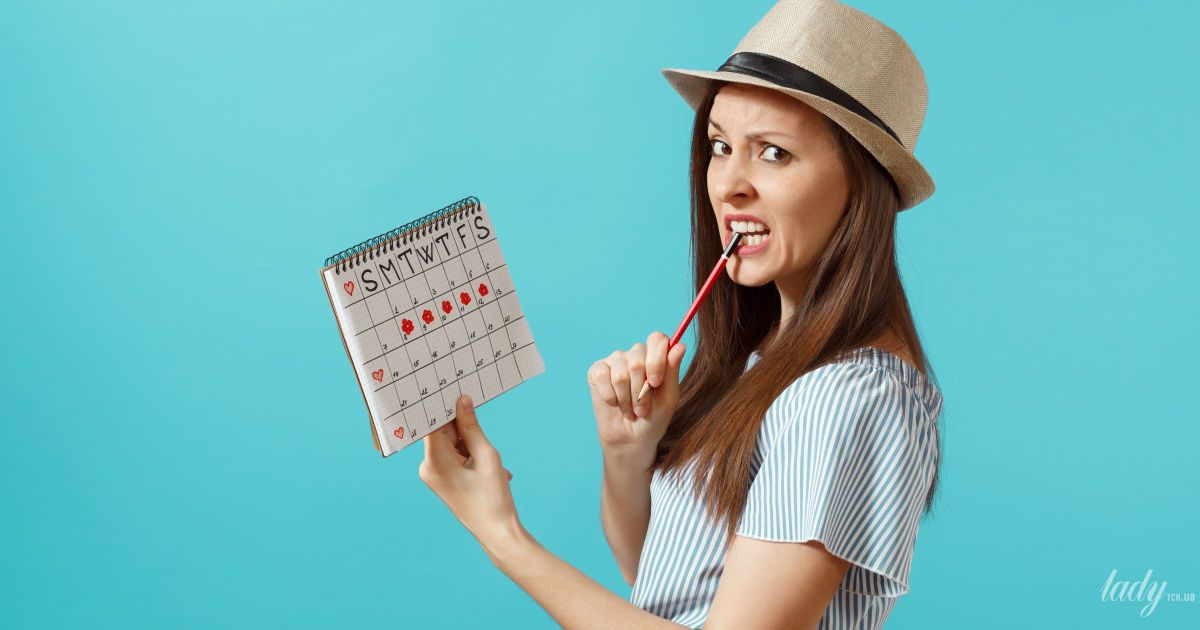 Причины нарушения менструального цикла