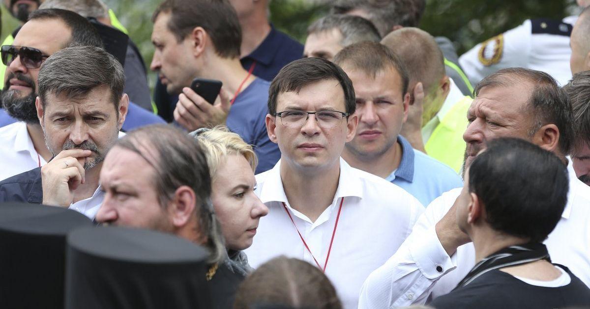 """Мураев возглавил новую партию, которую назвал """"Наши"""""""