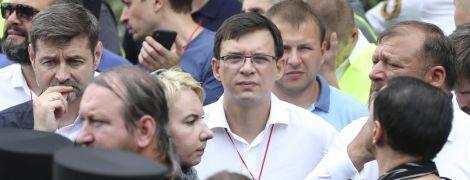 """Мураєв очолив нову партію, яку назвав """"Наші"""""""