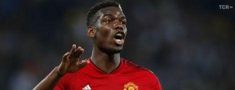 """Дьявольский скандал. Моуринью навсегда отобрал у Погба капитанскую повязку в """"Манчестер Юнайтед"""""""