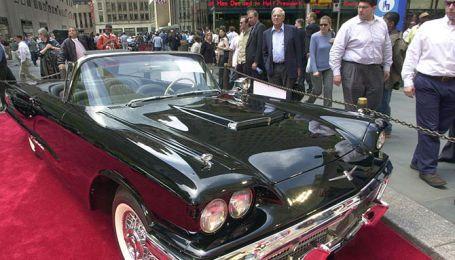 В США продадуть люксовий кабріолет Мерлін Монро