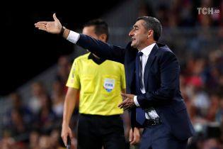 """Тренер """"Барселони"""": футбол стає схожим на шоу-бізнес"""