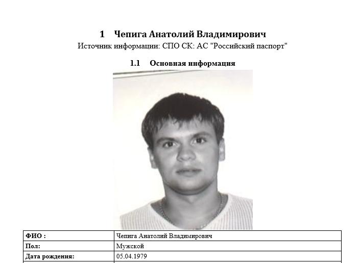 Руслан Боширов - Анатолій Чепига