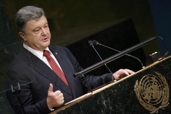 Москва робить українських дітей сиротами – Порошенко в ООН