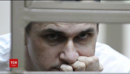Не знає, на скільки його вистачить - Сенцов написав листа російській правозахисниці