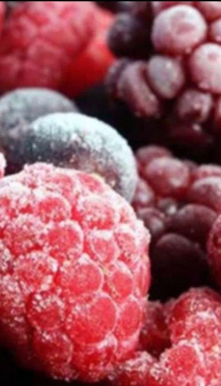 Запас витаминов: как правильно замораживать овощи и фрукты