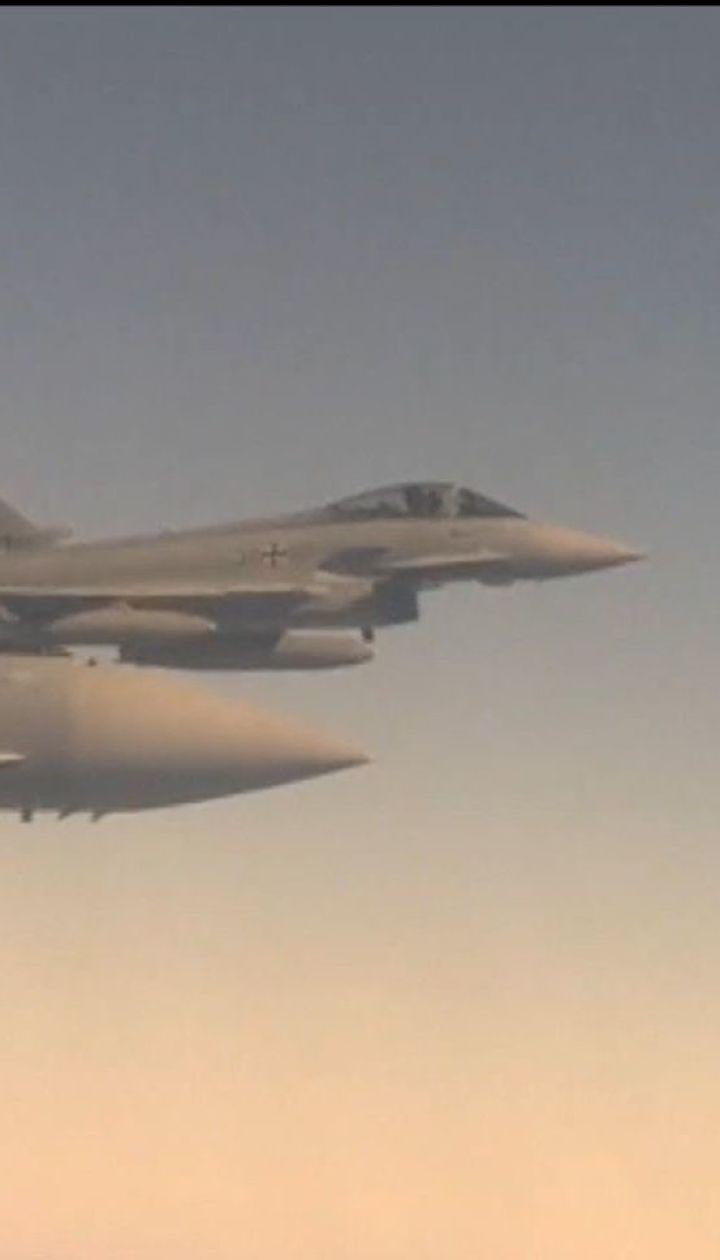 Истребители НАТО перехватили российские бомбардировщики над Балтийским морем
