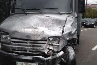 Полиция обнародовала имя копа, который погиб в ДТП с такси на Лобановского