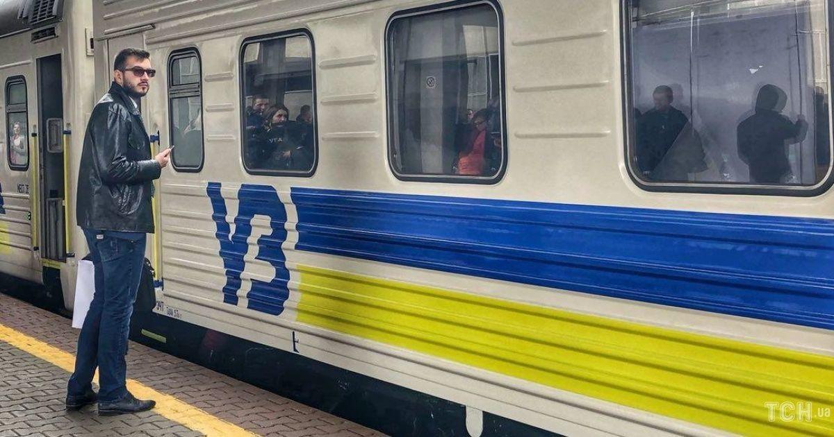 В 'Укрзализныце' рассказали, когда начнет курсировать поезд 'Мукачево-