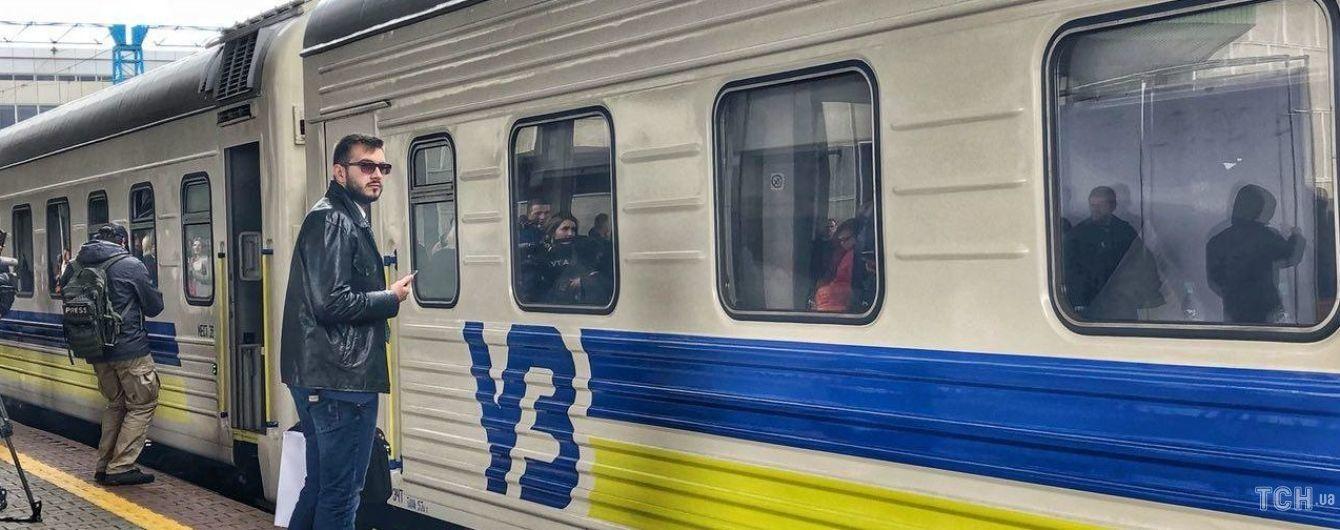 """Поезд """"четырех столиц"""" может пополниться пятой уже весной - Кравцов"""