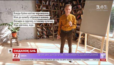 Черемшина чи черемша. Експрес-урок української мови