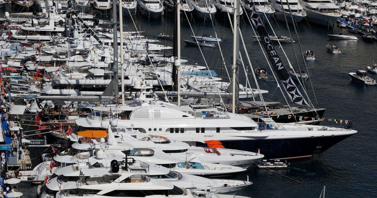 Елітніше нема куди: у Монако відбувається виставка ексклюзивних супер'яхт