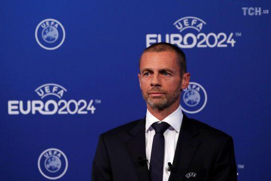 """Президент УЕФА назвал создание третьего еврокубка """"убытком всего футбола"""""""