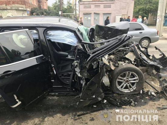 У середньому кожні три години в Україні гине людина в ДТП. Статистика аварій