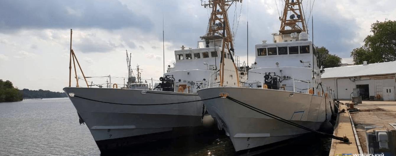 В Госдепе США рассказали, когда военные катера Island прибудут в Украину