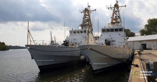 В Держдепі США розповіли, коли військові катери Island прибудуть до України