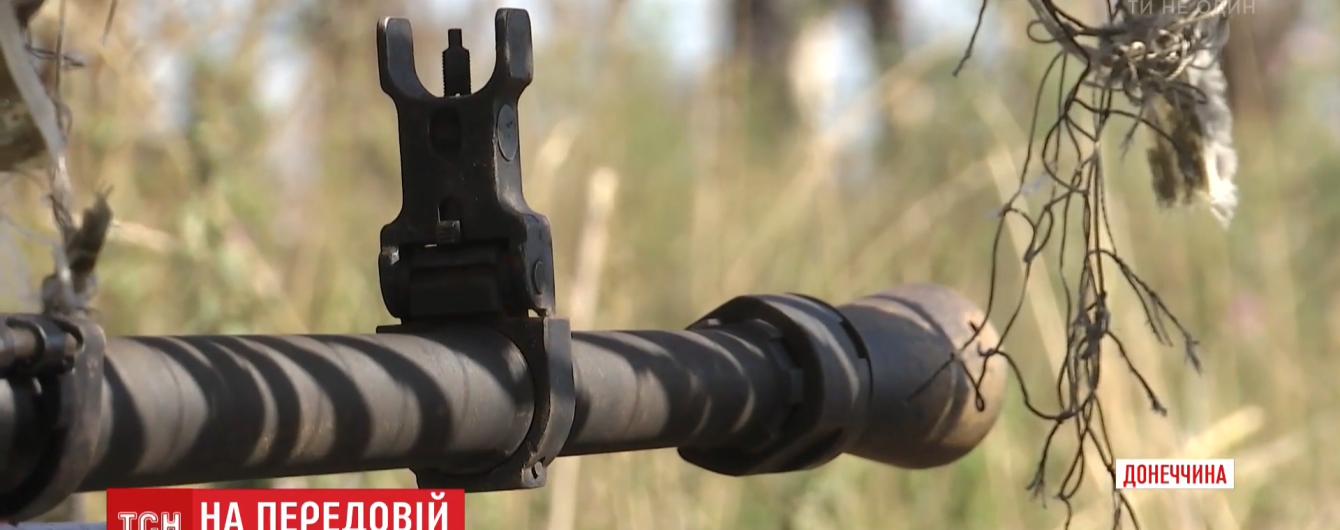 Доба на передовій минула з втратами лише серед бойовиків. Ситуація на Донбасі