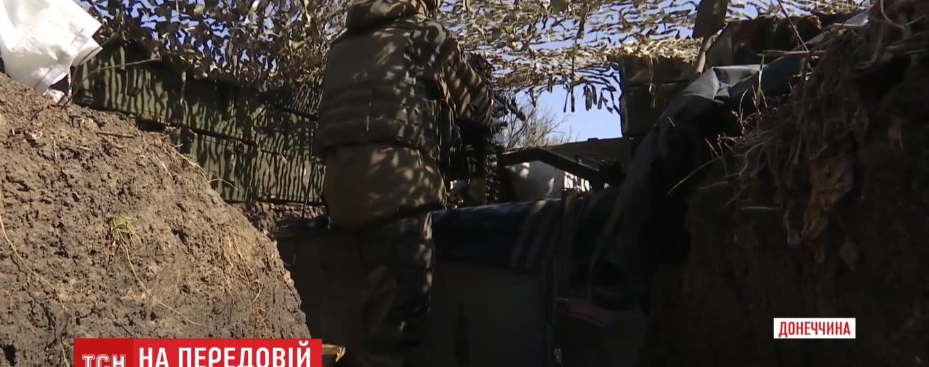 Майже тихо: у штабі ООС розповіли про бої на Донбасі