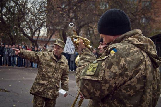 Більшість призовників Ужгорода не з'явилися на виклик до військкомату
