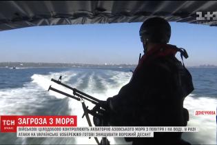 Загроза з моря. Російські кораблі чи не щодня хочуть підійти до українського узбережжя
