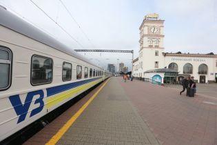 """""""Укрзалізниця"""" збільшує періодичність курсування поїзда """"чотирьох столиць"""""""
