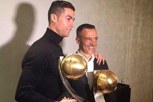 Агент Роналду стал вторым в списке самых богатых спортивных агентов по версии Forbes