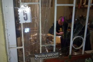 В Харькове неизвестные взорвали гранату во дворе местного активиста