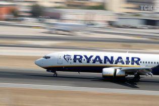 Відзавтра Ryanair розпочне польоти з Києва до ще п'яти країн Європи