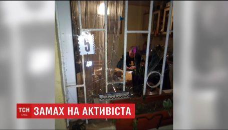 У Харкові невідомі кинули гранату на подвір'я громадському діячеві