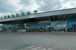 Ремонт аэропорта в Днепре инициируют через электронную петицию