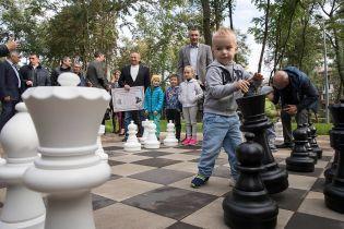 Часть заброшенного Сырецкого парка в Киеве обновили до неузнаваемости