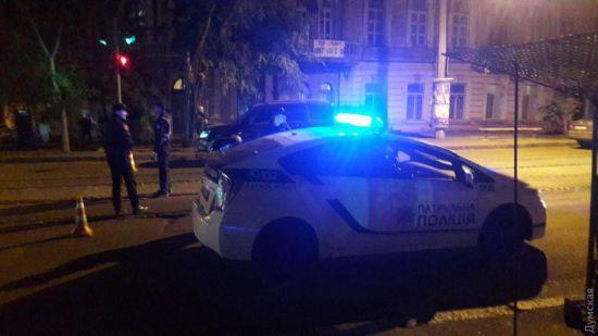 У центрі Одеси невідомі скоїли напад та пограбували двох інкасаторів