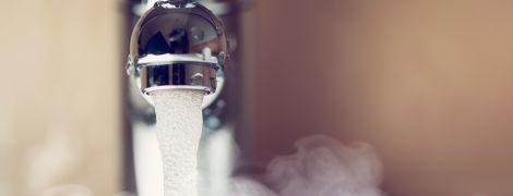 В Киеве стартовал сезон отключений горячей воды