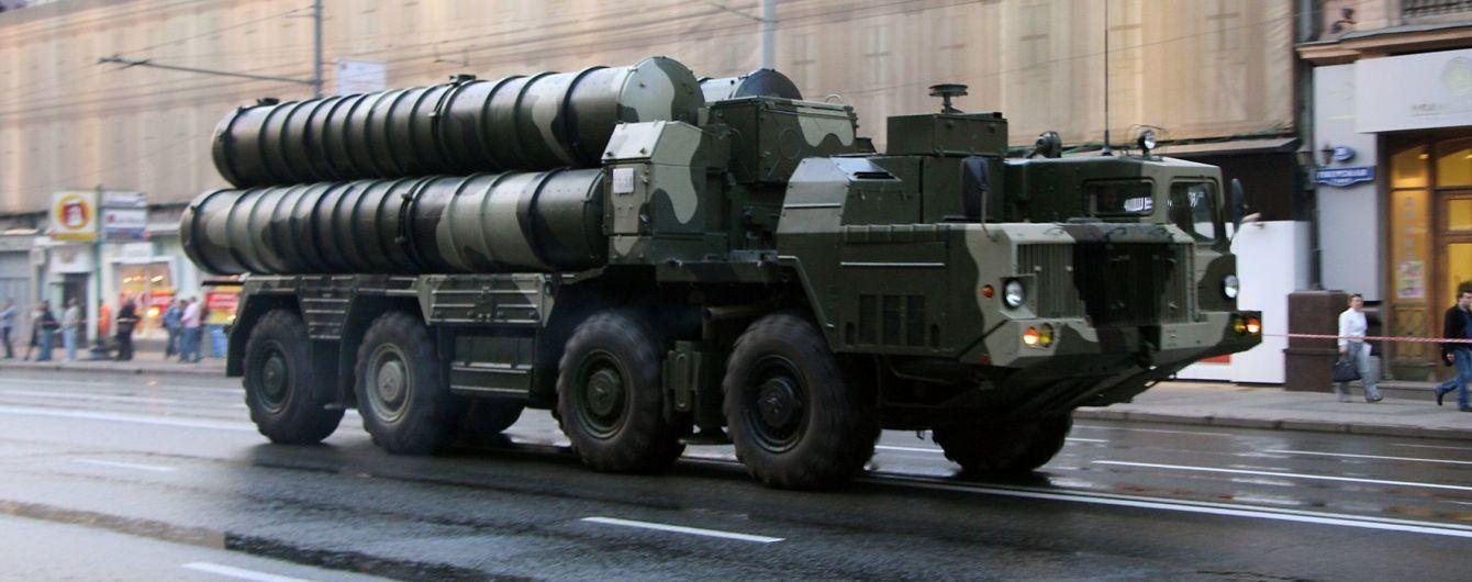 Іран створив аналог російського ЗРК С-300