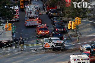 У США прокуратура вимагатиме смертної кари для терориста, який у Нью-Йорку на смерть збив 8 людей