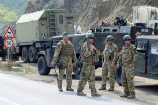 Армия Сербии приведена в полную боевую готовность после инцидентов на границе с Косово