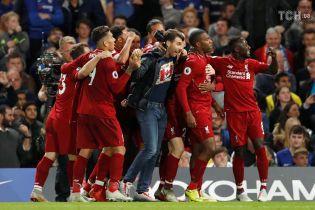 """""""Ліверпуль"""" завдяки фантастичному голу на останній хвилині вирвав очко у """"Челсі"""""""