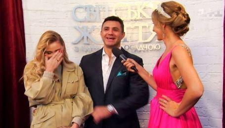 Николай Тищенко признался, блондинки или брюнетки ему нравятся