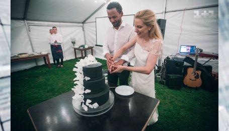 Світлана Заліщук розповіла про весілля і як обирала сукню