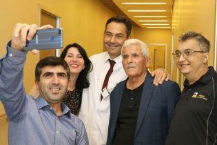 В Турции провели перекрестную пересадку печени между украинской и турецкой семьями