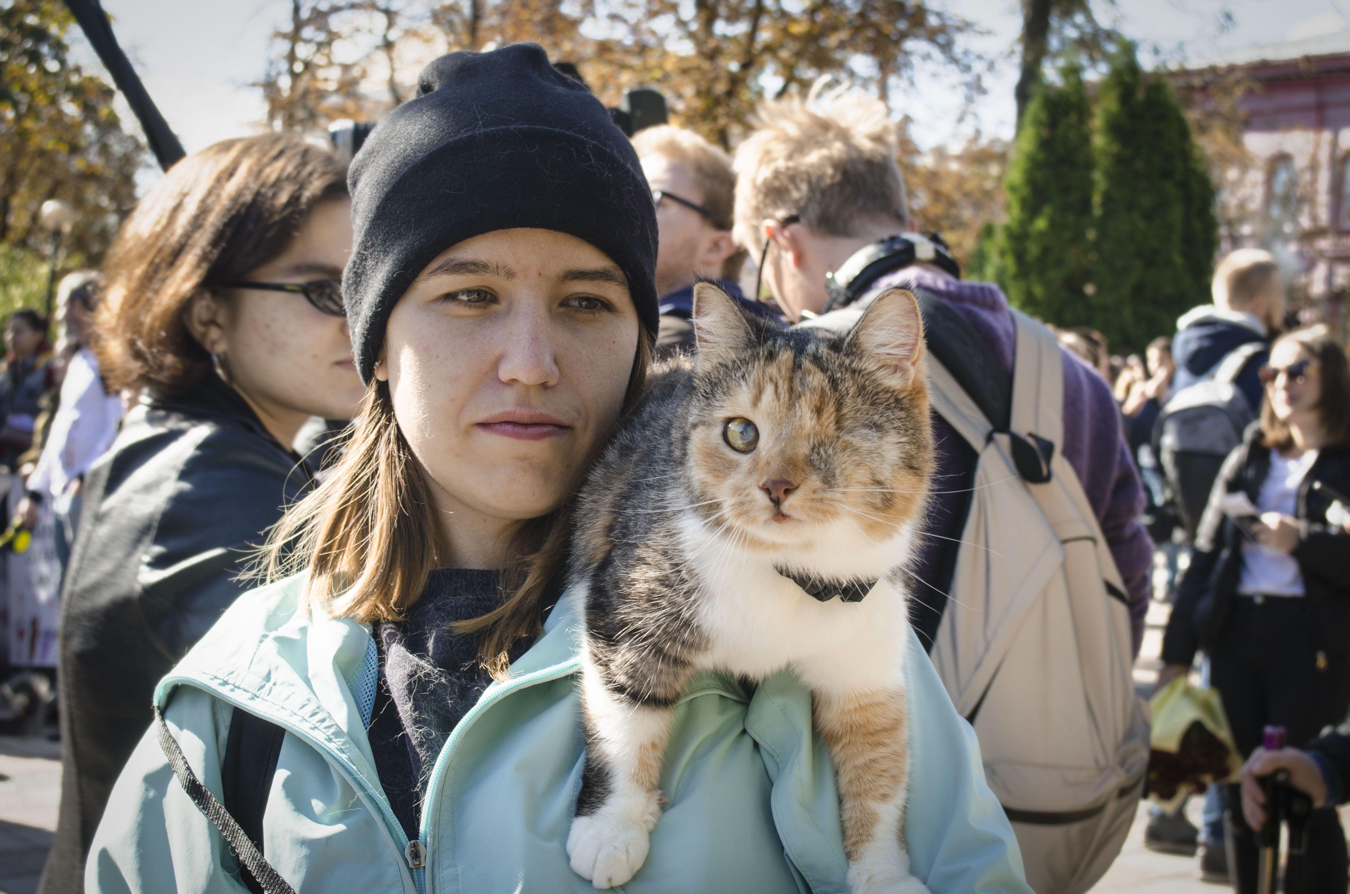 Марш за права тварин, зоозахисники_15