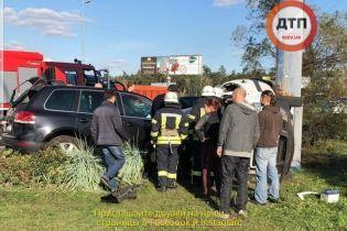 У Києві унаслідок смертельної ДТП загинув пасажир Fiat
