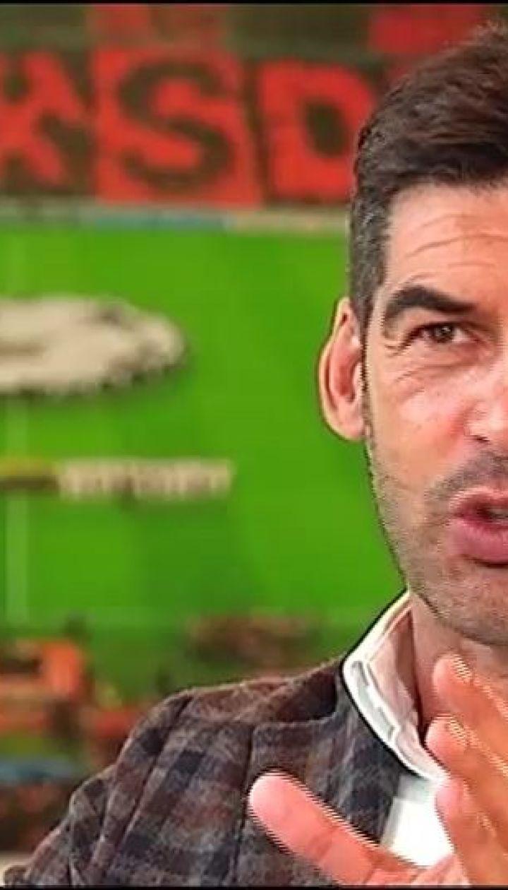 """Паулу Фонсека: """"Чемпіонат України став сильнішим цього року"""""""