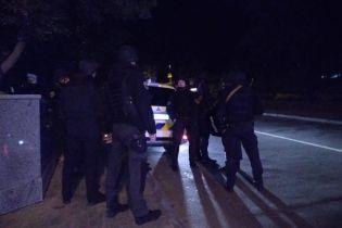 Після стрілянини у Києві продовжує діяти оперативний план для розшуку злочинців