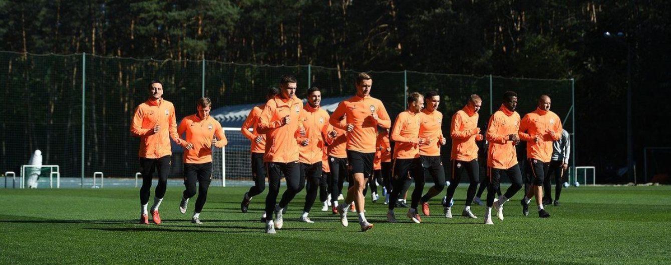 """Матвієнко і Патрік вийдуть зі стартових хвилин у матчі Ліги чемпіонів проти """"Ліона"""""""