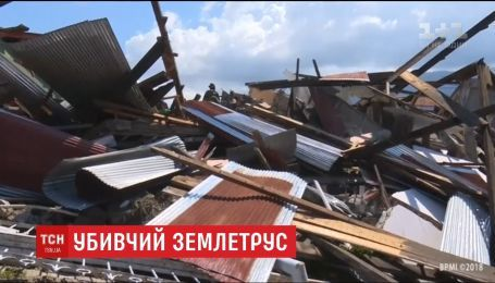 Сотні людей стали жертвами землетрусу та цунамі в Індонезії