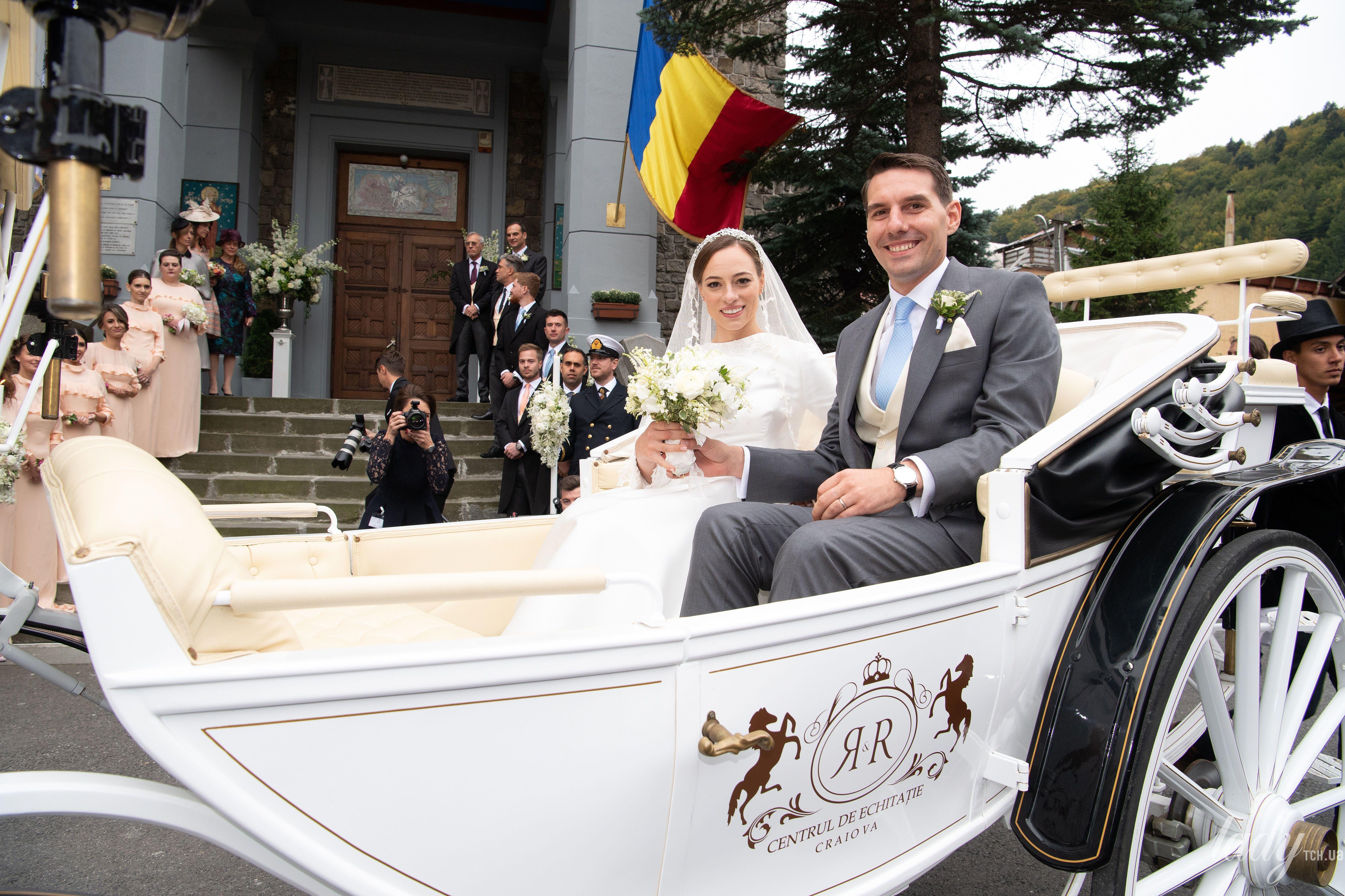 Свадьба принца Николая и принцессы Алины_1