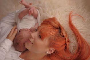 Молодая мама Тарабарова поделилась фотографией новорожденного сына